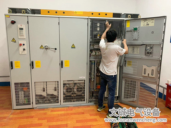 ABB-ACS800系列变频器维修